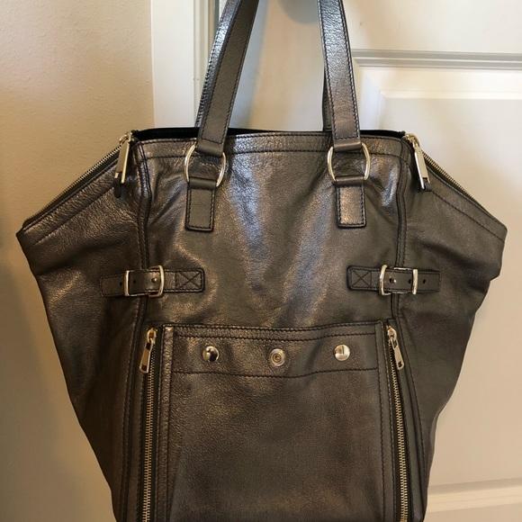 51feebc56f2 Yves Saint Laurent Bags | Authentic Ysl Downtown Tote Handbag | Poshmark